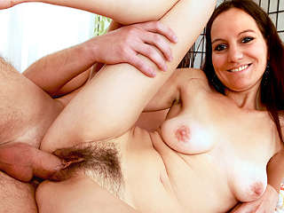 Real Bushy Beavers #10 Tanja A & Adam Black