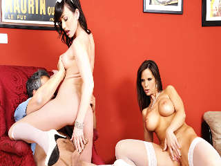 Wanna Fuck My Daughter Gotta Fuck Me First #07 Syren De Mer & Jennifer White