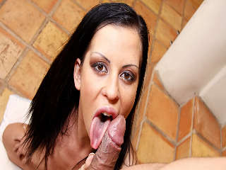 Deep Throat This #43 Part 1 Larissa Dee