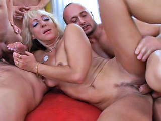 We Wanna Gangbang Your Mom #06