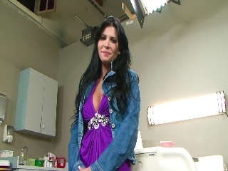 BTS-Big Breast Nurses #06 Rebeca Linares