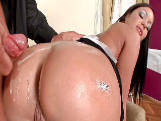 CUMSHOTS-Fuck My Big Ass! #04 Colette & George Uhl
