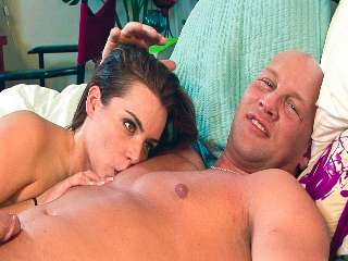 BTS-The Babysitter Volume 04 Christian & Natasha Nice