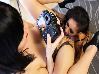 Vicarious Bobbi Starr & Skin Diamond