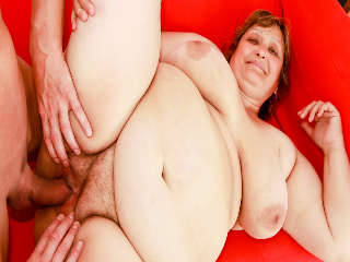 I Wanna Cum Inside Your Grandma #07 Steve Q & Zuzana A