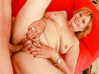 I Wanna Cum Inside Your Grandma #07 Lady & Steve Q