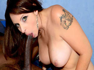 Black Cock Addiction #09 Mandy Sweet