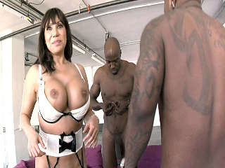 BTS-Dark Meat #04 Wesley Pipes & Ava Devine