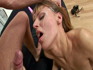 Cum On My Face #07 Franky Vixen