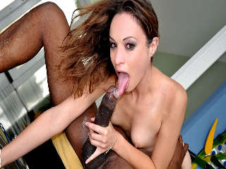 Black Cock Addiction #07 Amber Rayne & Richard Mann