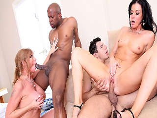 MILF Bitches #01 Darla Crane & India Summer