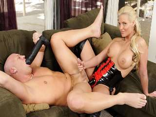 Pegging - A Strap On Love Story Christian XXX & Phoenix Marie