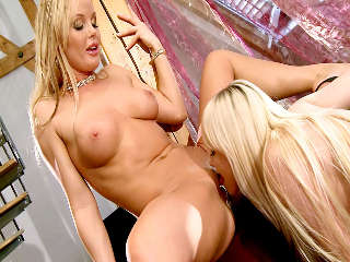 Silvia And Lena Cova - Lick Me Before The Party Silvia Saint & Lena Cova