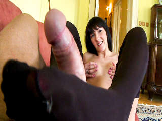 Feet Pleasure Christoph Clark & Brenda B