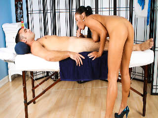 Deep Tissue Victoria Blaze & Daniel Hunter