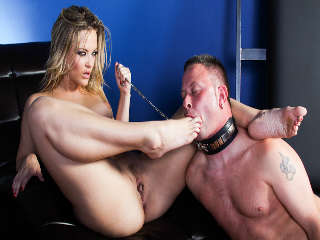 Femdom Ass Worship #18 Alexis Texas & Jeremy Conway