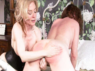 Lesbian Adventures - Victorian Love Letters Nica Noelle & Nina Hartley