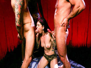3 Cocks and A Lady Chad Alva & Joanna Angel