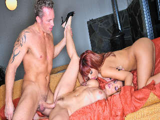 Couples Seeking Teens Marcus London & Andrianna Angel