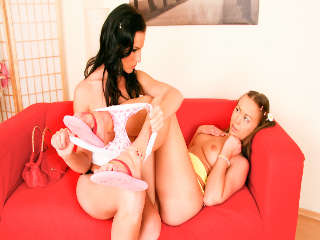 Her First MILF #09 Walleria & Mia Me