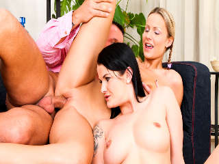 Mom And Dad Are Fucking My Friends Vol 09 Lara Schwartz & J.J