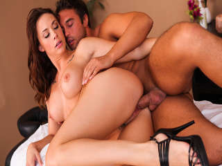 The Masseuse Vol 02 Chanel Preston & Rocco Reed