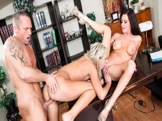 Couples Seeking Teens #09 Veronica Avluv & Nadia Noir