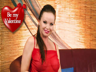Happy Valentine Silvia Saint