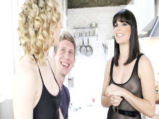BTS-Occupy My Ass Bobbi Starr & Danny Wylde