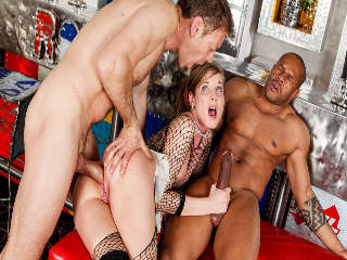 Rocco's Perfect Slaves Kid Jamaica & Rocco Siffredi