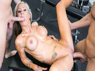 MILFs Love It Harder #02 Will Powers & Ike Diezel