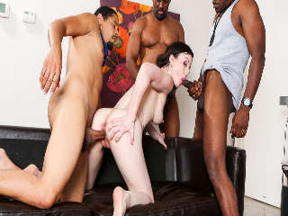 GangLand Cream Pie #28 Jennifer White