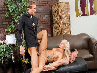Mean Cuckold #02 Ryan Mclane & Cali Carter