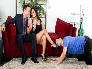 Mean Cuckold #02 Kurt Lockwood & Jessica Bangkok