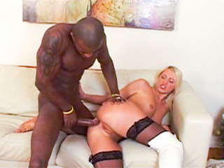 Blacks On Blondes #02 Gabriela & Wesley Nikes