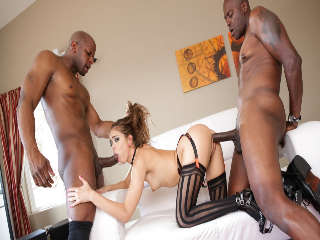 Lex Poles Little Holes Lexington Steele & Prince Yahshua