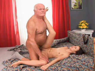 Look At The Old People Fucking #03 Claudia Adams & Grandpa Cocksthrill