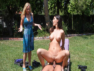 My Husband Brought Home His Mistress #02 Jennifer Dark & Marco Banderas