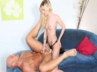Pegging - A Strap On Love Story #07 Christian XXX & Maia Davis