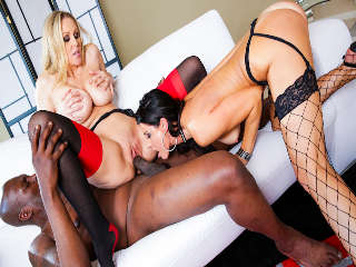 Lex Is A Motherfucker Lexington Steele & India Summer