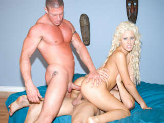 Quebec Sexy Stars Dillon Day & Vanessa Gold