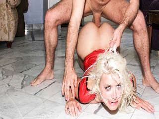 Fetish Fuck Dolls #6 James Deen & Anikka Albrite