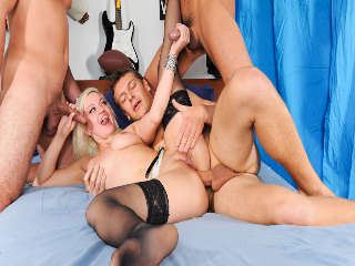 University Gangbang #12 Whitney Grace