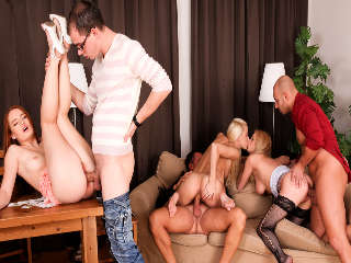 5 Incredible Orgies Denisa Heaven & Neeo