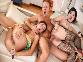 Rocco's World Asian Attack Rocco Siffredi & Inga