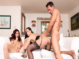 Wanna Fuck My Daughter Gotta Fuck Me First #21 Marco Banderas & Bianca Breeze