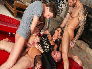 Rocco's Perfect Slaves #05 Simony Diamond & Mike Angelo