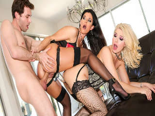 Rocco's Perfect Slaves #05 India Summer & James Deen