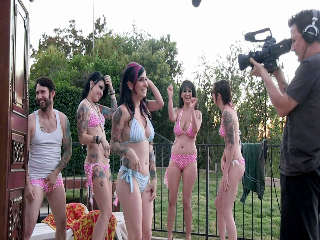 Sharkbait BTS Part 2 Joanna Angel & Tommy Pistol