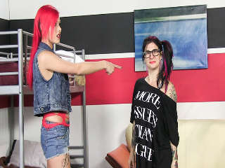 May Behind The Scenes Joanna Angel & Arabelle Raphael